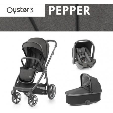 Cochecito Oyster 3 Pepper